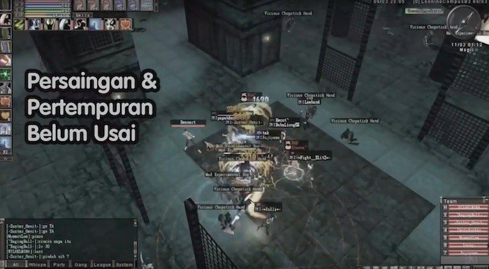 new ran online persaingan pertempuran belum usai