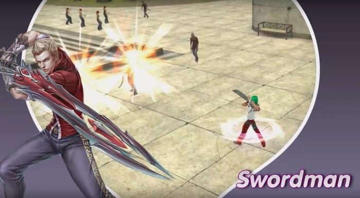 new ran online swordman