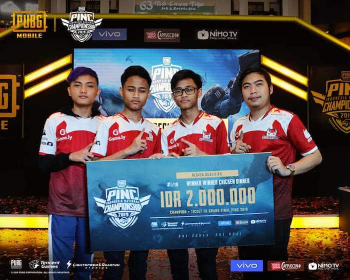 pinc 2019 jakarta winner bigetron esports