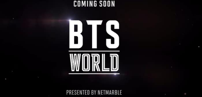 bts world coming soon