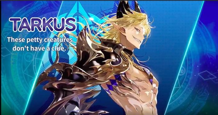 knights chronicle major update hero tarkus