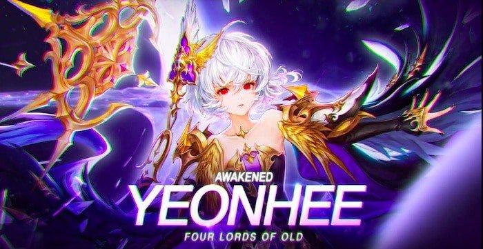tujuh ksatria pahlawan membangkitkan yeonhee