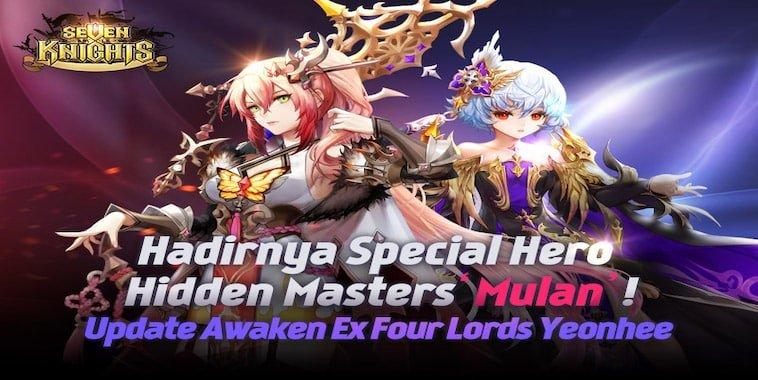seven knights hero awaken yeonhee special hero mulan