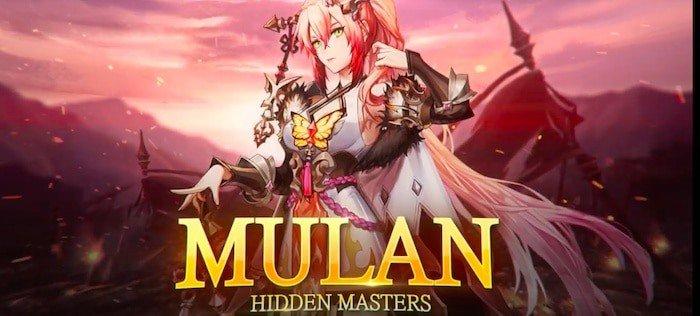 seven knights special hero mulan