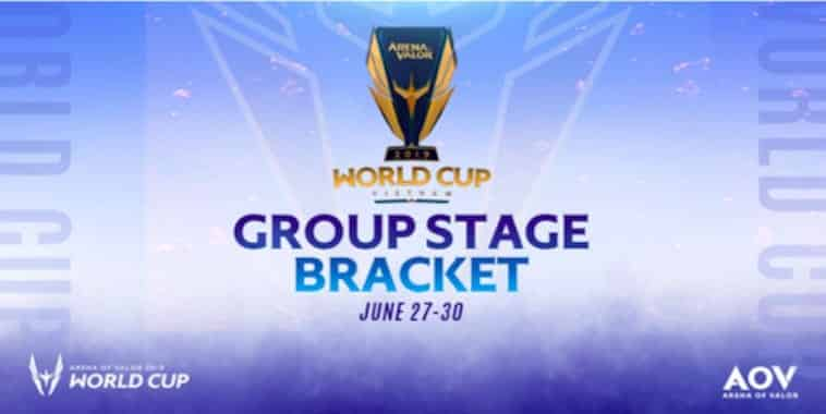 aov world cup 2019 group stage bracket