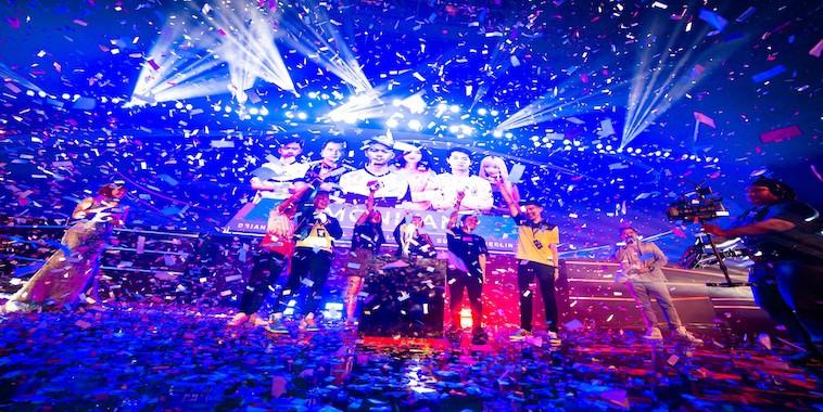 Team Moniyan, Juara Mobile Legends: All Star 2019