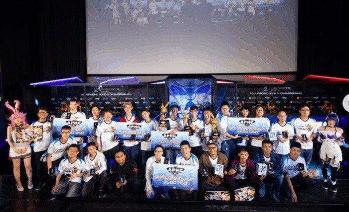sea pac honkai impact 3 championships all winners