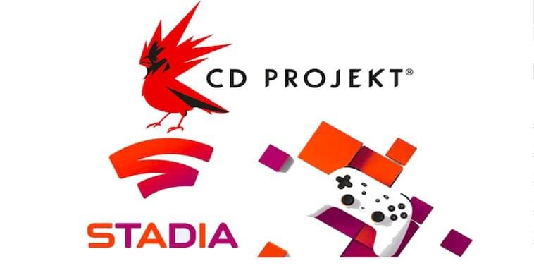 cd projekt google stadia