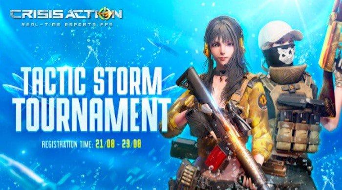 Crisis Action | Tactic Storm Tournament