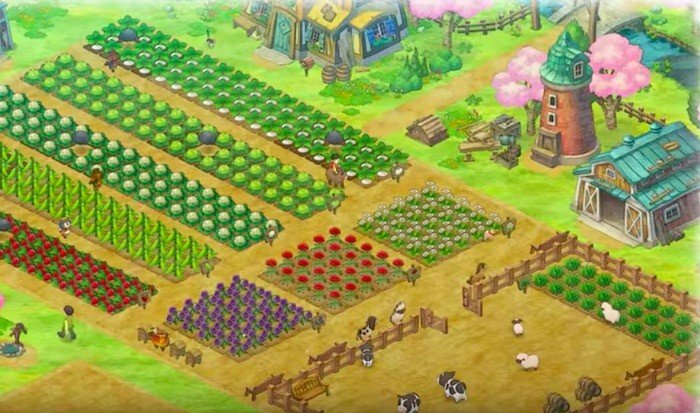doraemon story of seasons nobital farm