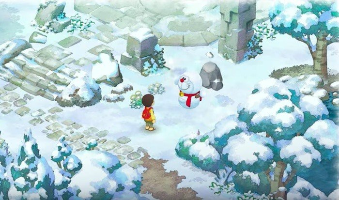 doraemon story of seasons snowball