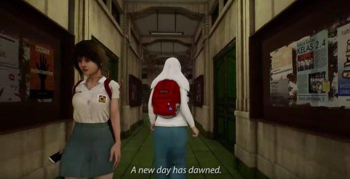 dreadout 2 lorong sekolah