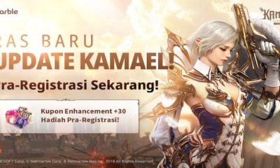 lineage 2 revolution indonesia update kamael