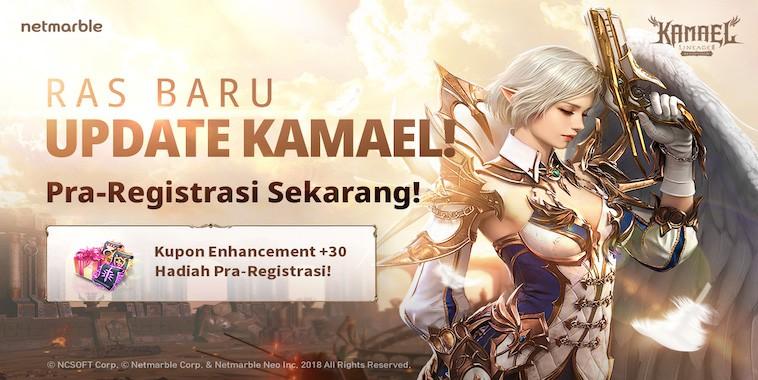 lineage 2 revolution indonesia update kamael