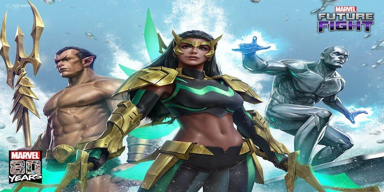 MARVEL Future Fight Hadirkan Karakter Wave