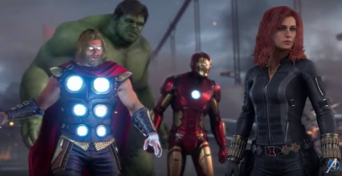 Tim Marvels Avengers