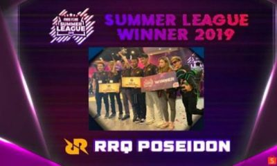 rrq poseidon juara free fire summer league 2019