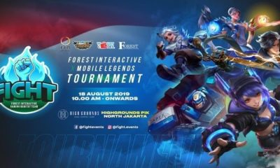 turnamen fight forest interactive mobile legends