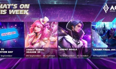 arena of valor event september 2019