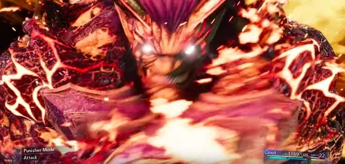 final fantasy vii remake summon ifrit