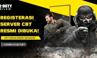 garena call of duty mobile registrasi server cbt