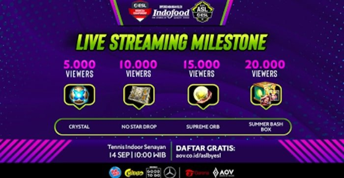 grand final asl by esl season 3 live streaming milestone