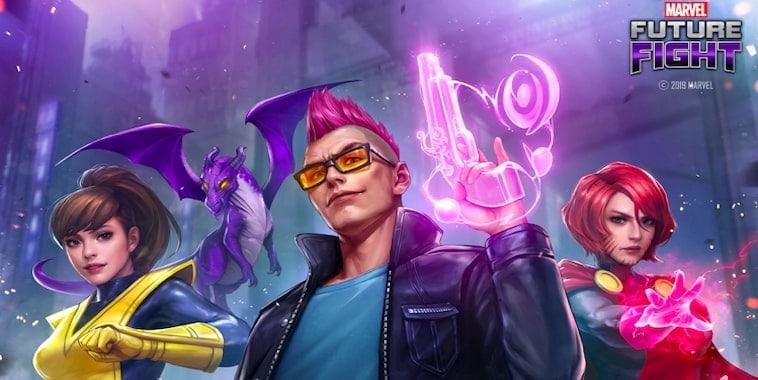 MARVEL Future Fight Hadirkan Update Phoenix Force