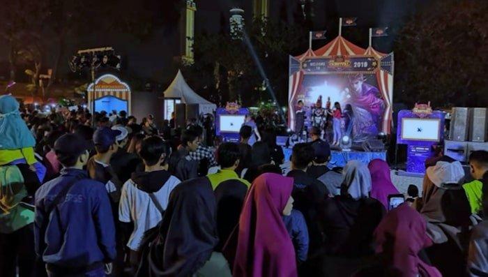 mobile legends bang bang carnival 2019 bekasi cosplay competition