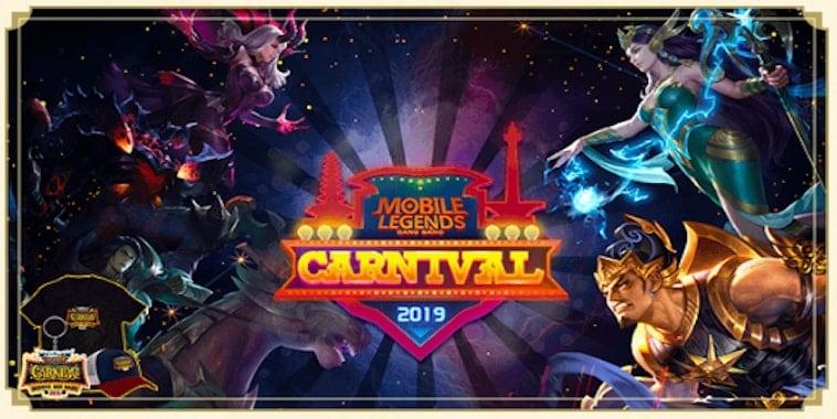 mobile legends bang bang carnival 2019