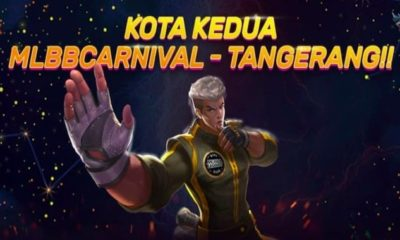 mobile legends bang bang carnival 2019 tangerang