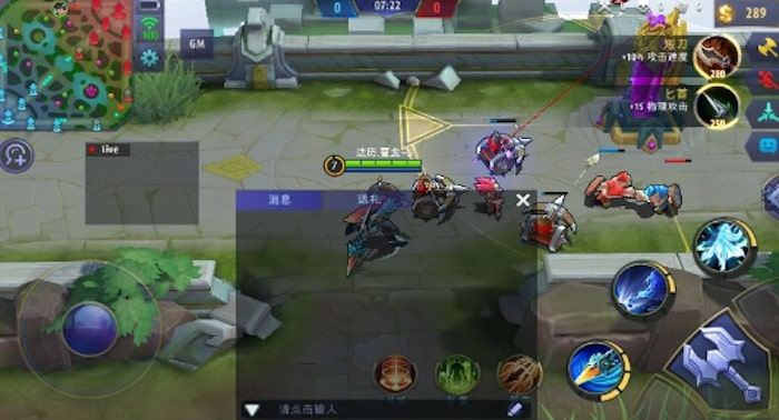 mobile legends bang bang live streaming feature video audio