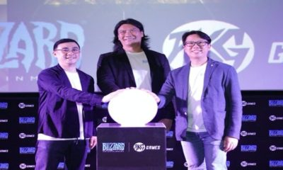salim group blizzard entertainment kemitraan strategis