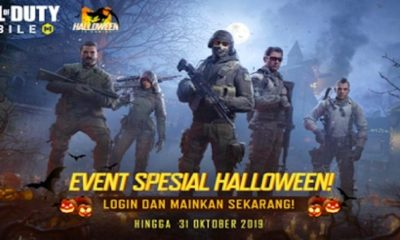 garena call of duty mobile event halloween