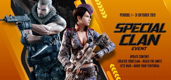 point blank zepetto event oktober 2019 special clan