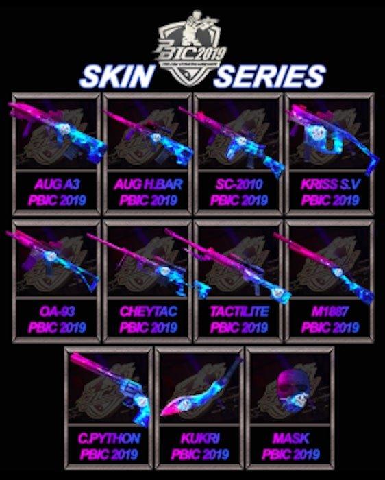 point blank zepetto update oktober 2019 pbic 2019 skin series