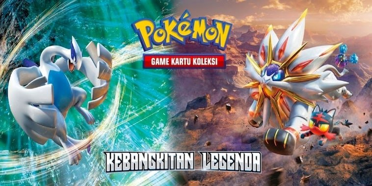 Seri ke-2 Kebangkitan Legenda Pokemon TCG Rilis Akhir Oktober 2019