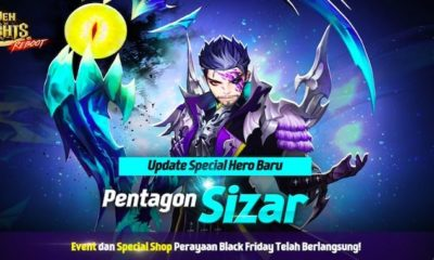 seven knights update hero sizar