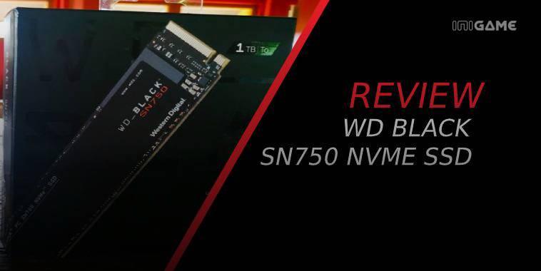 wd black sn750 ssd 1 tb review