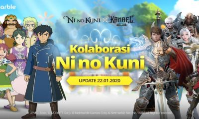 lineage 2 revolution update kolaborasi ni no kuni ii revenant kingdom