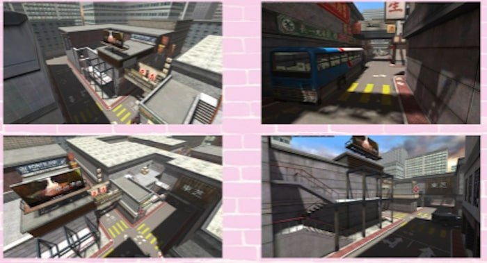 point blank zepetto sentry base map