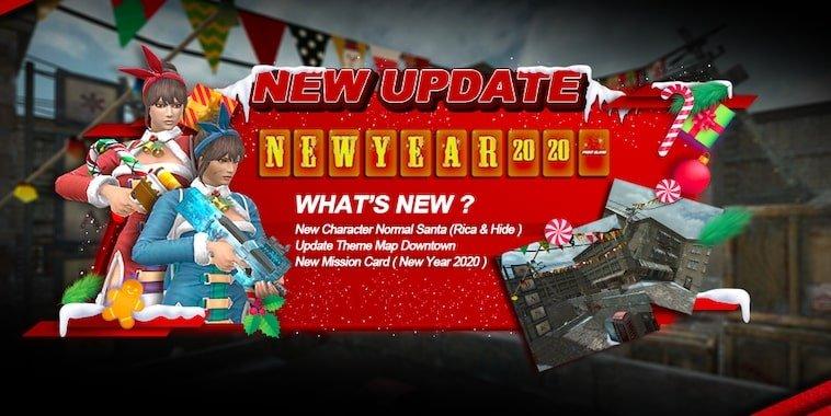 point blank zepetto update januari 2020