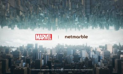 netmarble games marvel