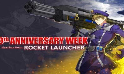 9th anniversary lost saga online indonesia