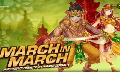 pra event 9th anniversary lost saga online indonesia