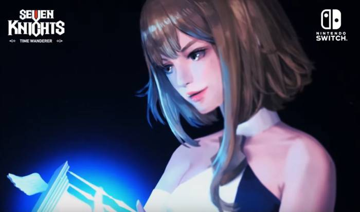 seven knights time wanderer video teaser