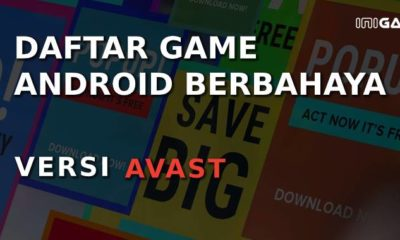 daftar game android berbahaya versi avast