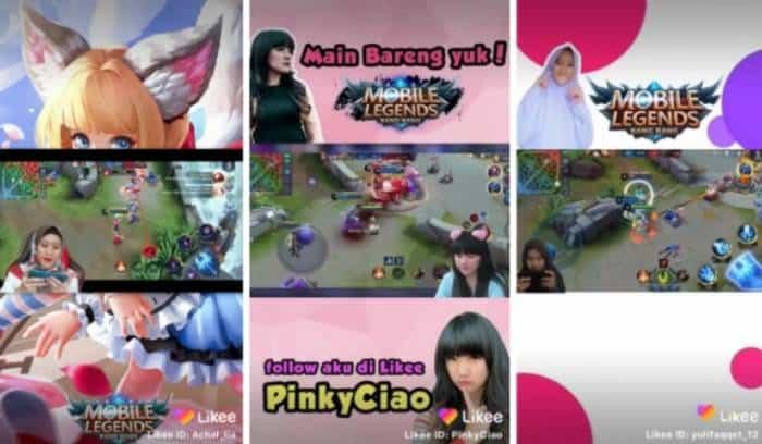 mobile legends bang bang likee challenge
