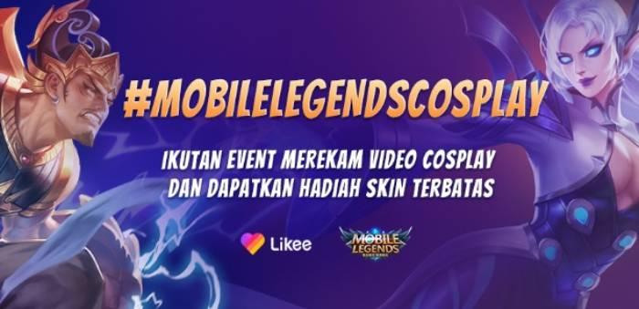 mobile legends bang bang likee cosplay