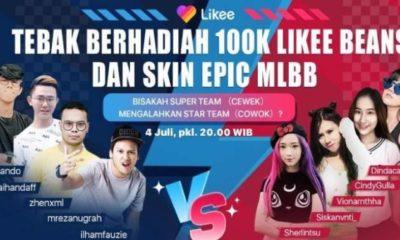 mobile legends bang bang likee kompetisi