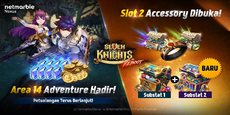 seven knights update stage adventure hero live streamer skuld